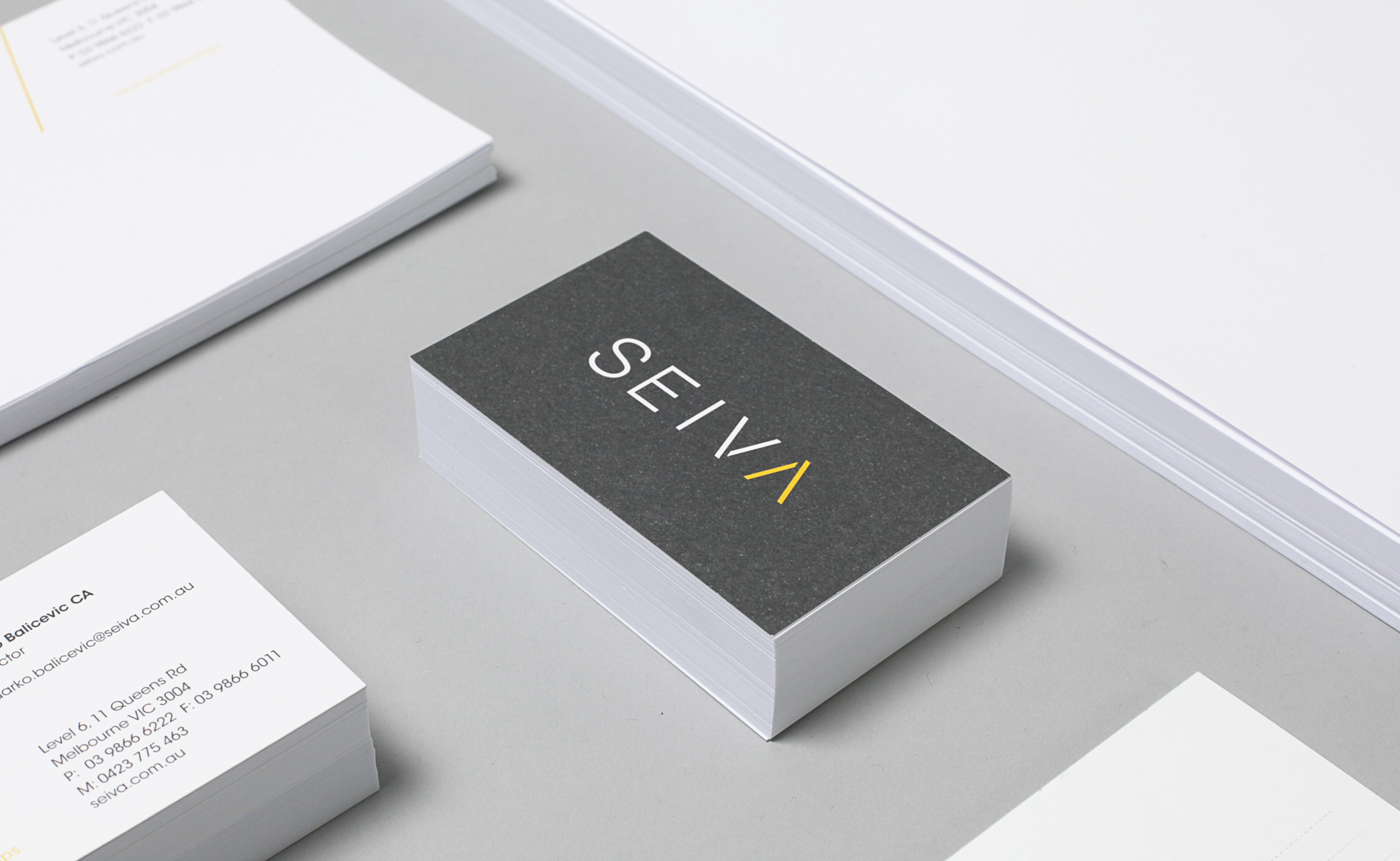 Seiva - Business Card