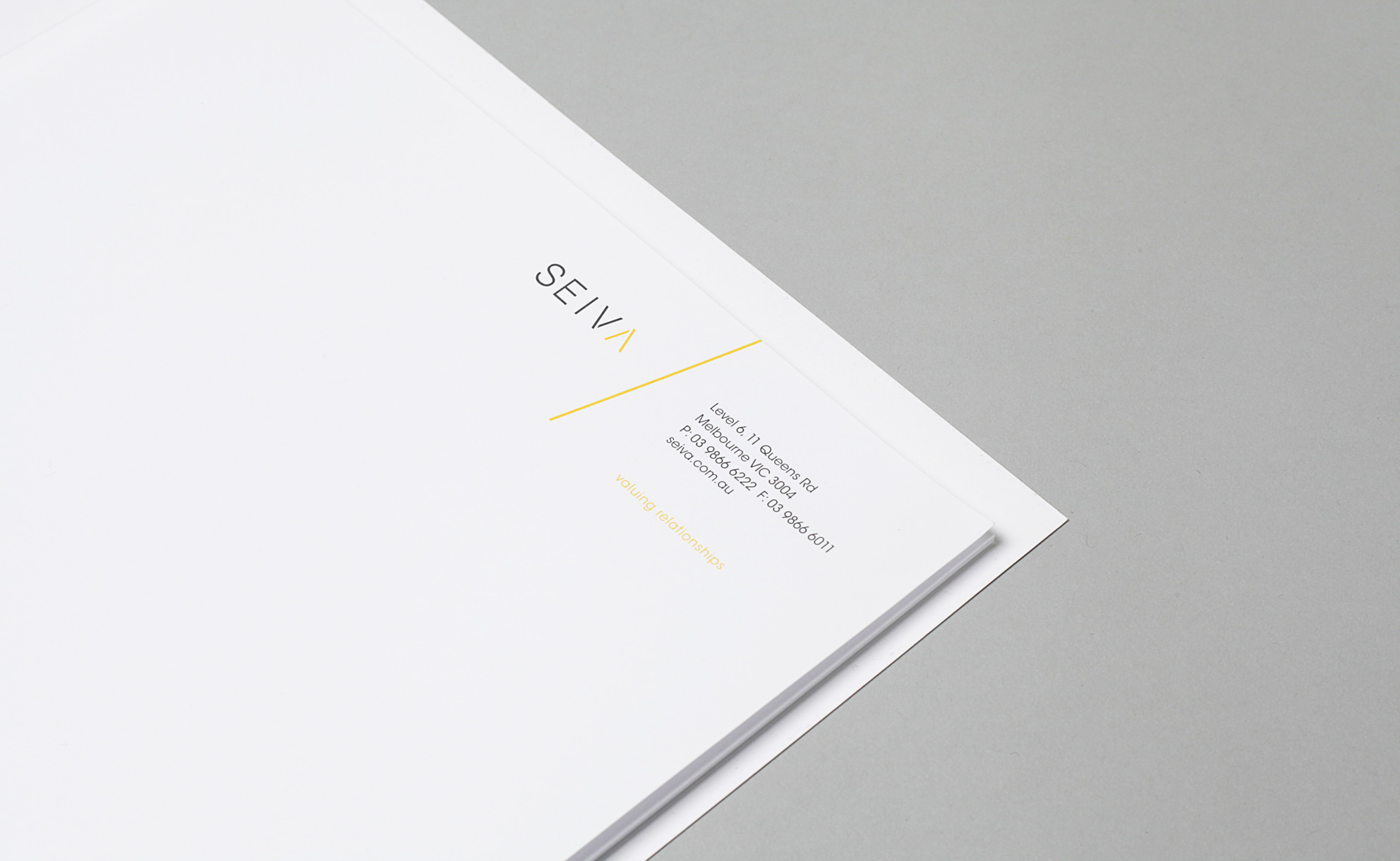 Seiva - Stationery