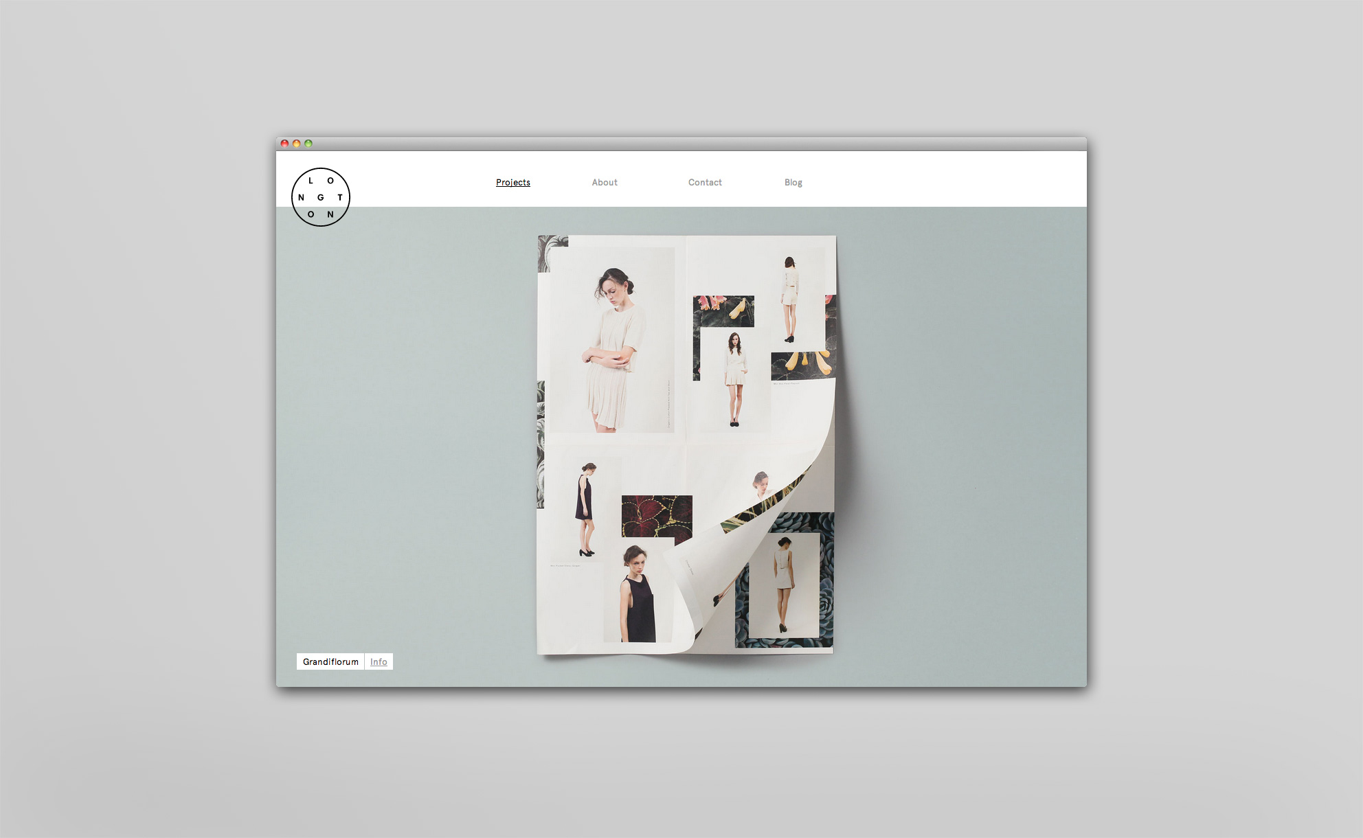 Longton - Website Project