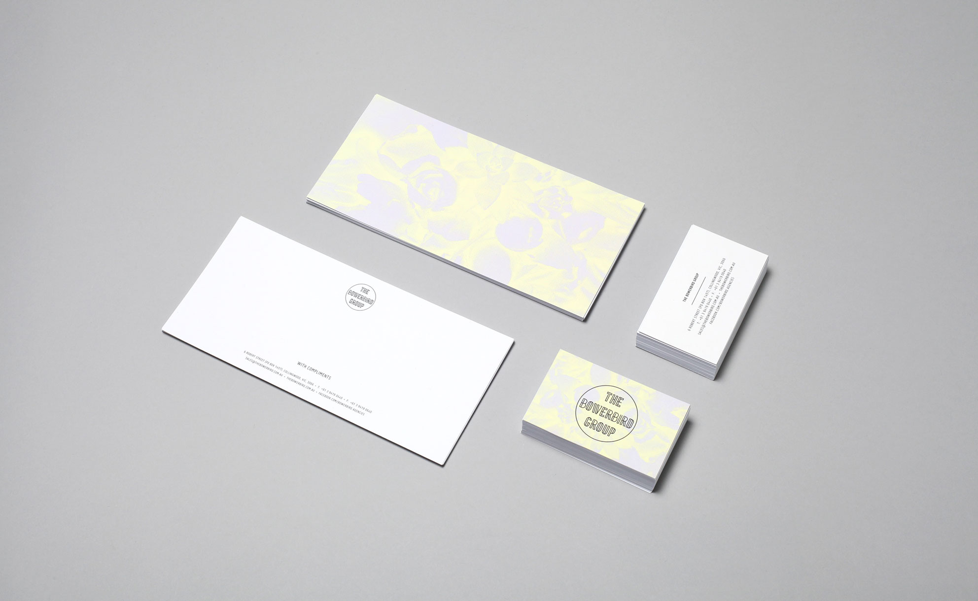 The Bowerbird Group - Stationery