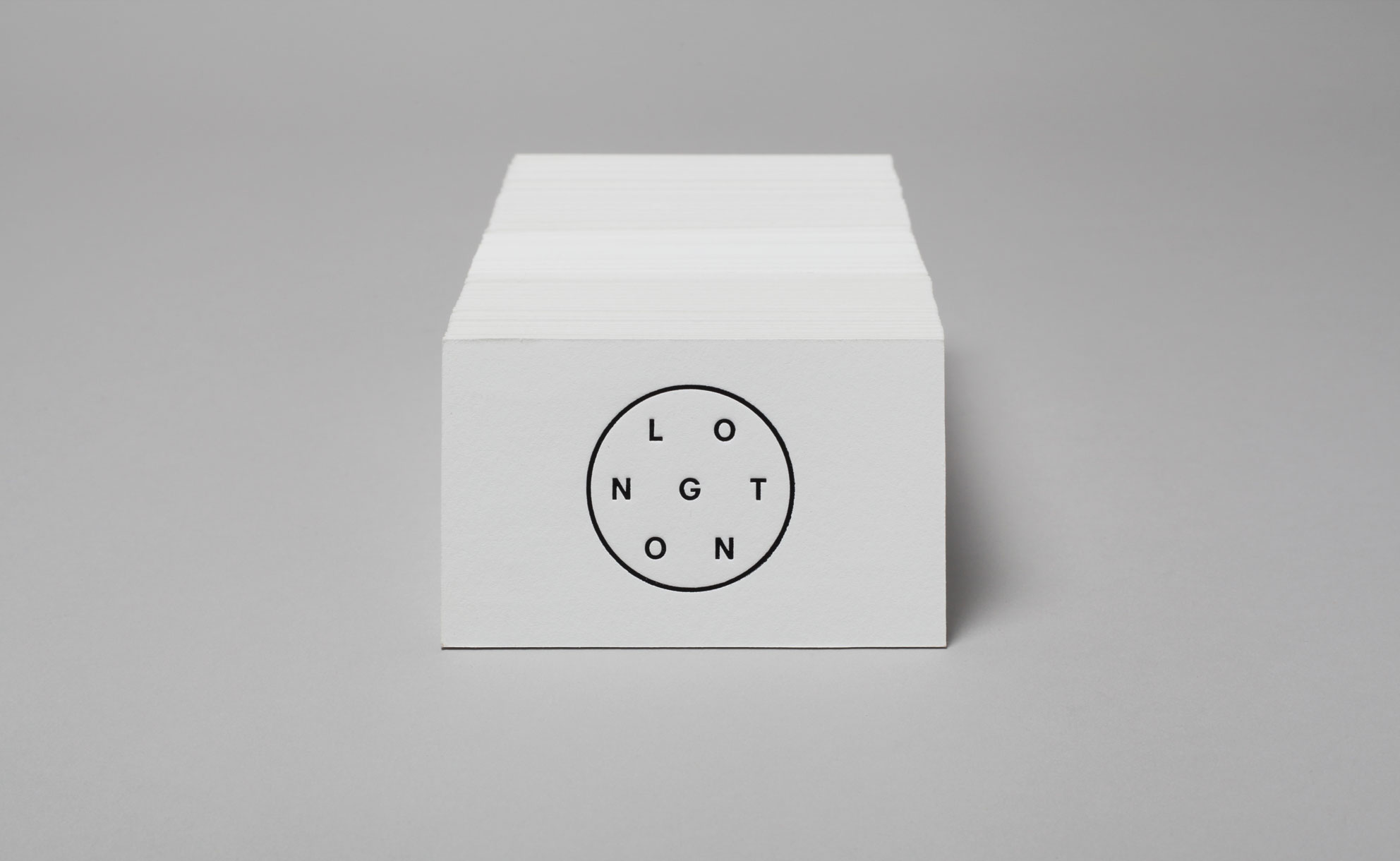 Longton - Business Cards