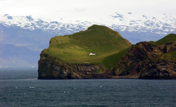 Iceland thank Bjork with an island
