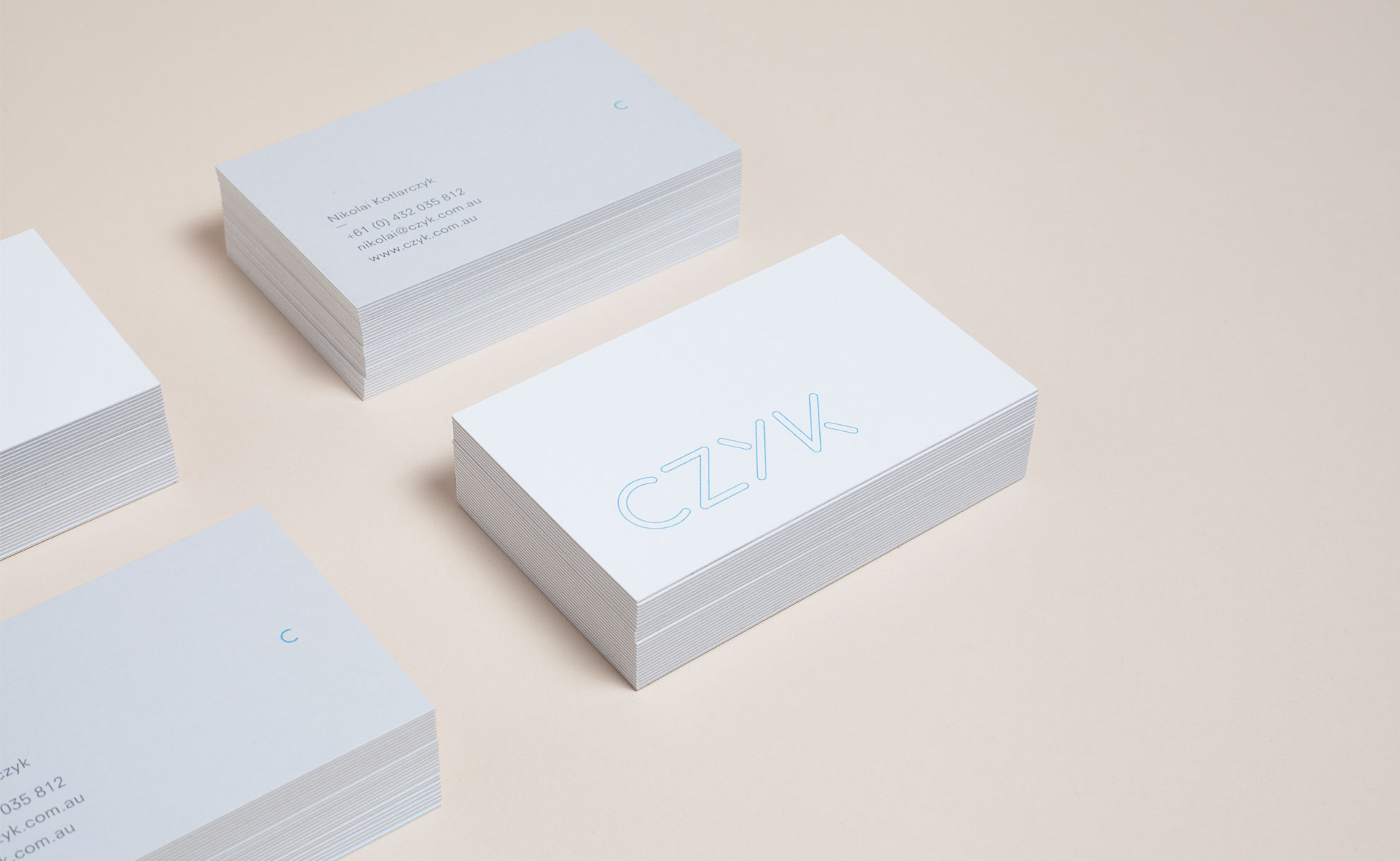CZYK Business Cards